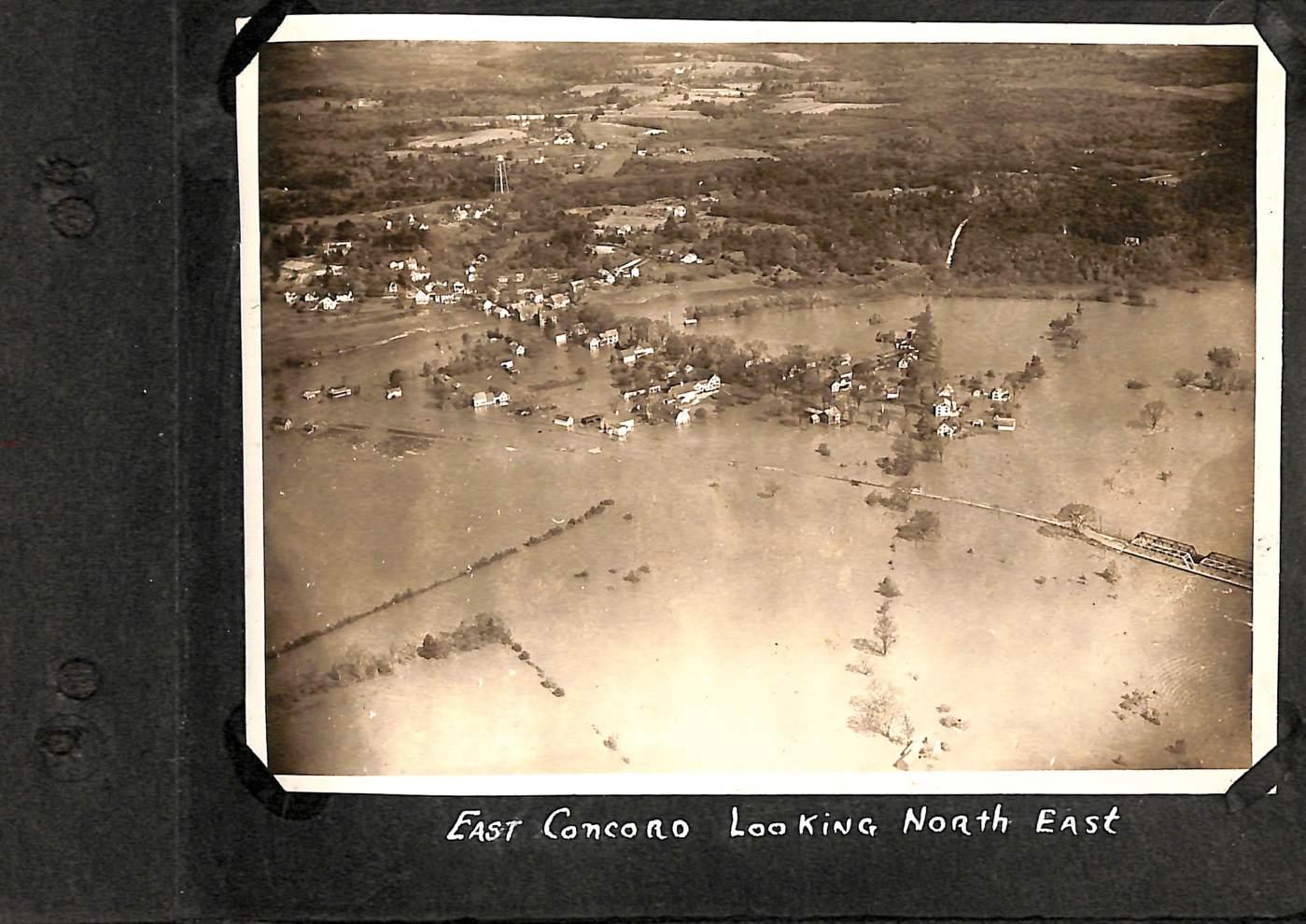 1938 Hurricane in New England