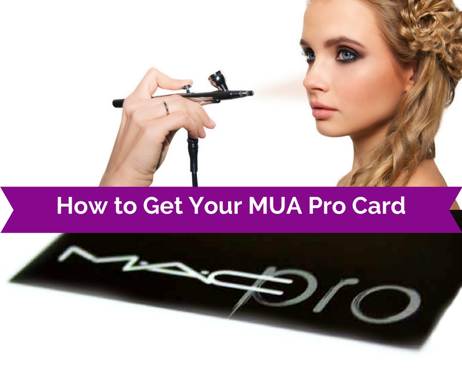 How To Get Your Makeup Artistry Pro Card For Cosmetic Discounts