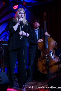Christina Watson, Women in Jazz Jam Festival, Scruffy City Hall, Knoxville, March 2016