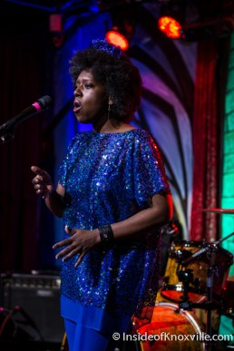 Kelle Jolly and the Will Boyd Project, Women in Jazz Jam Festival, Scruffy City Hall, Knoxville, March 2016