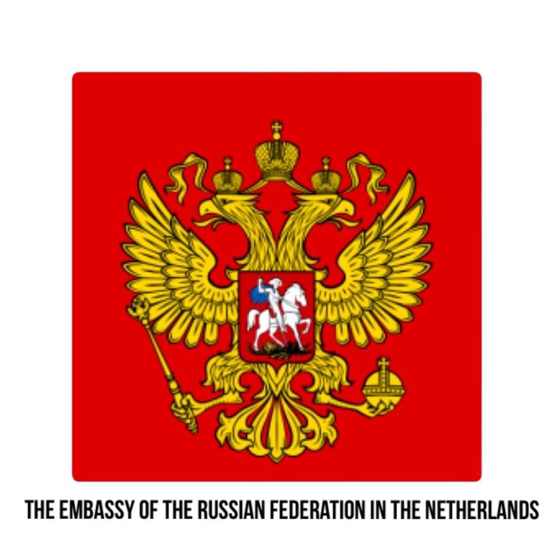 Embassy Russian Federation Logo