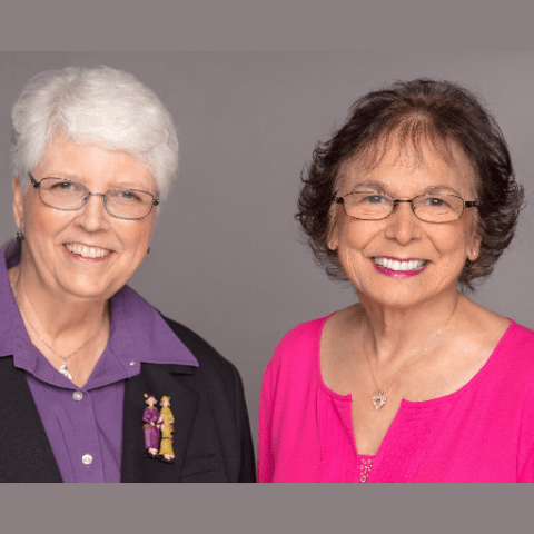 Dr. Joy Don Baker and Dr. Terri Goodman