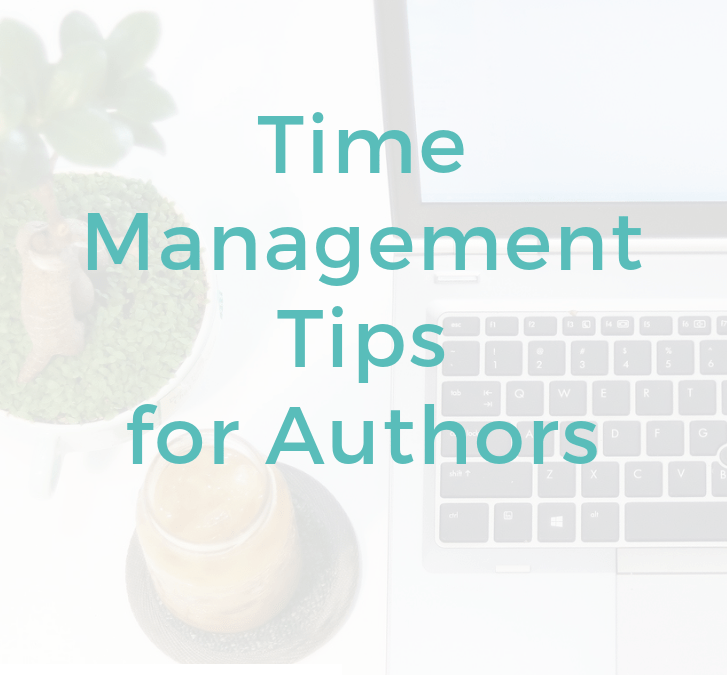 Productivity and Time Management Tips for Authors