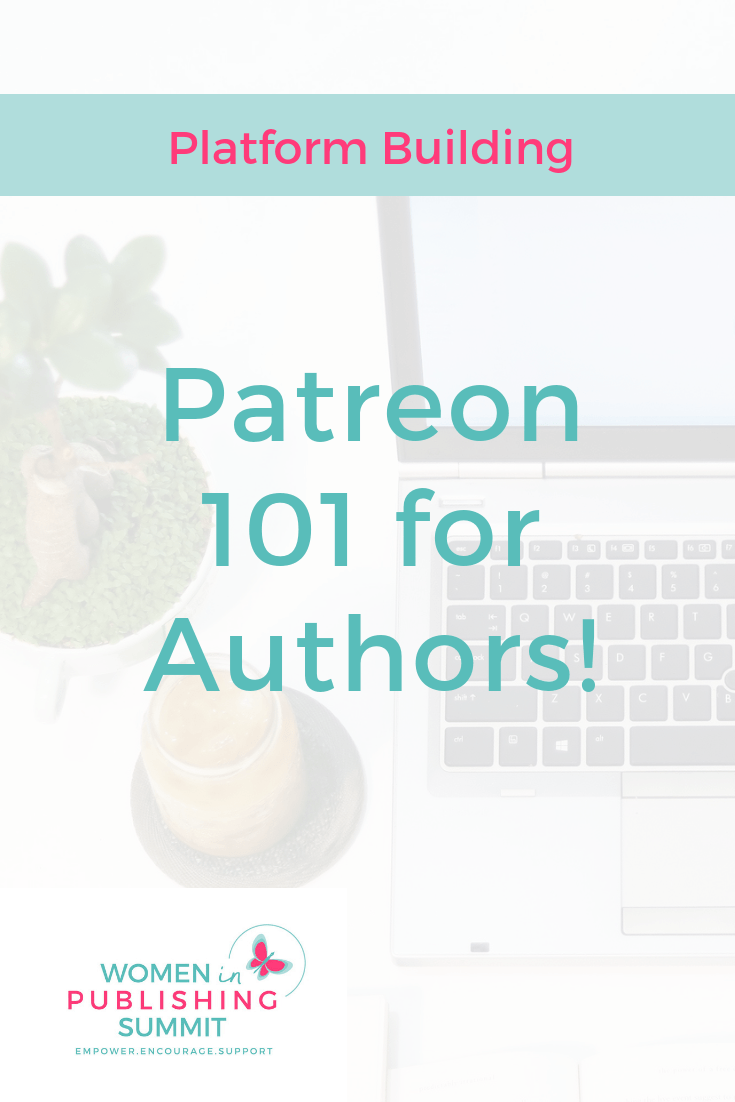 Patreon for Authors
