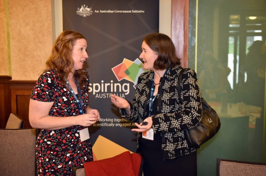 Science meets Parliament event at Old Parliament House, National Press Club and New Parliament House Canberra on 21st & 22nd March 2017. PHOTO: MARK GRAHAM