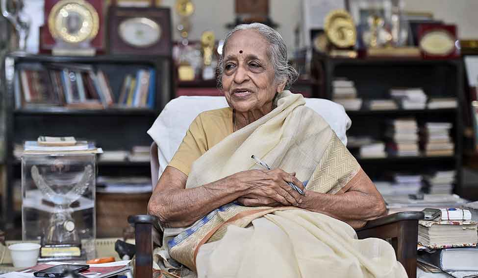 Dr  TS Kanaka – A Founding Mother of Neurosurgery – Girls in Science