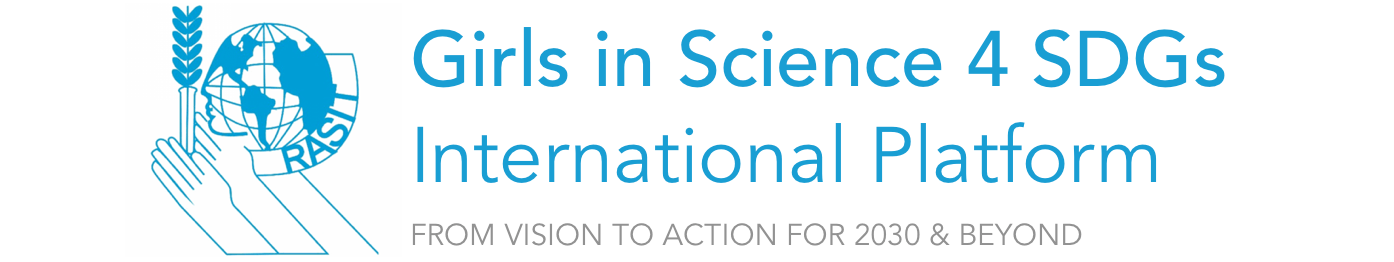 Girls in Science 4 SDGs International Platform