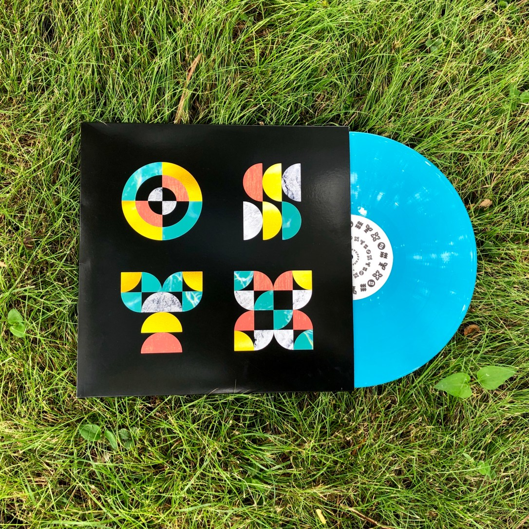 The OSYX Vinyl Turquoise Color