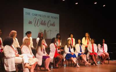 How We Became the Women in White Coats