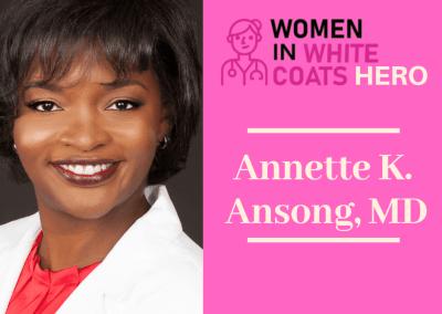 Annette K. Ansong, MD, FACC