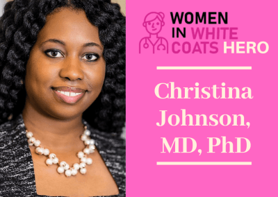 Christina Johnson, MD, PhD