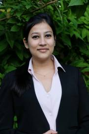 Aishwarya, our new board President