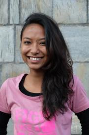 Rajina, our new board Vice President