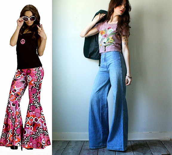 4 important tips to consider while wearing flare pants
