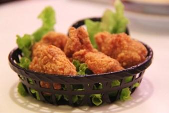 Fried chicken