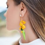 9 Types of Earrings that Trendy Girls can't Avoid Wearing