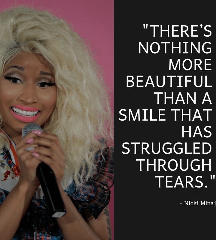 21 Nicki Minaj Quotes on Success, Self-Love,  and Integrity