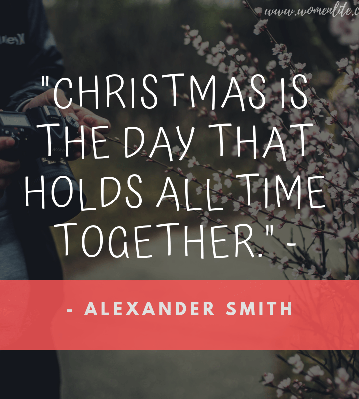 25 Sweet Christmas Quotes to Put as Instagram Captions