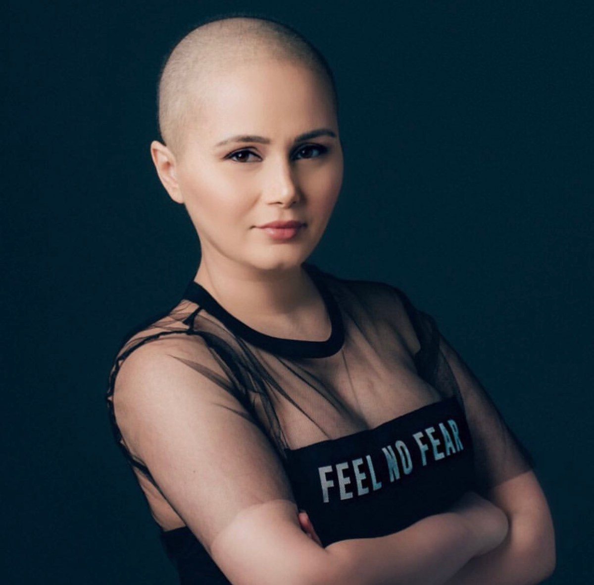 Ghazaleh Guglielmucci: Living a Dream while overcoming Cancer