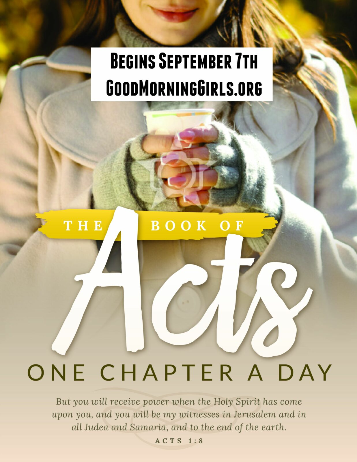 Introducing The Book Of Acts Amp Two New Things