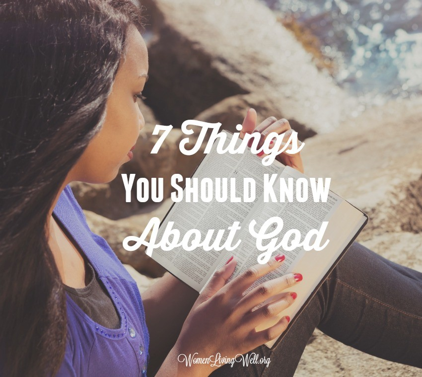 7 Things You Should Know About God