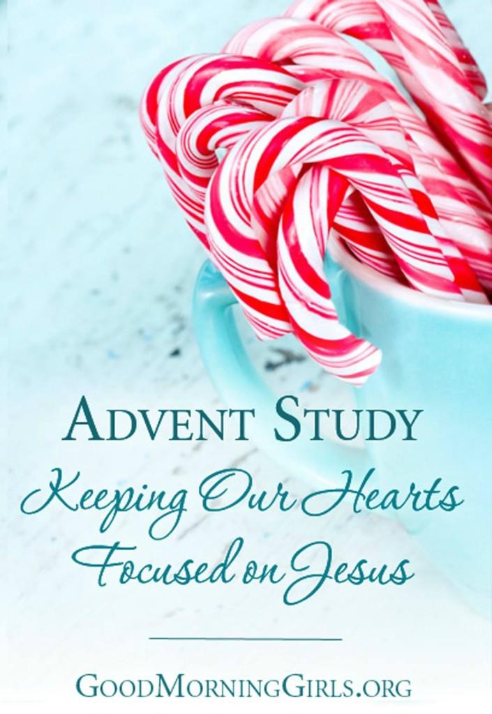 Advent Study Logo