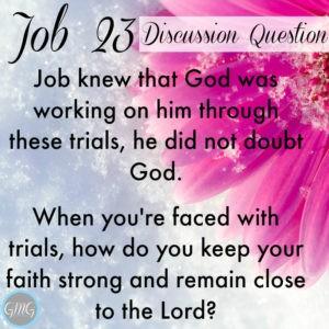 Job 23a