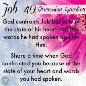 Job 40a