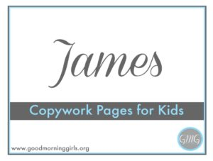 James VOD for Kids