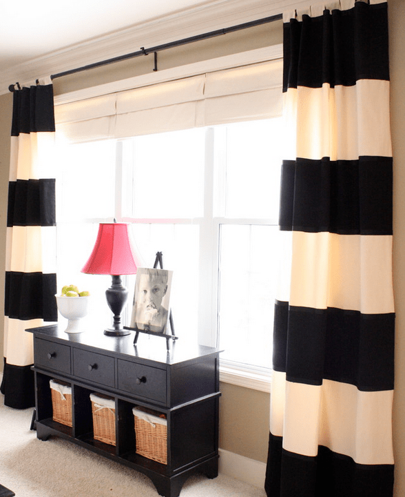 6 Easy Window Treatment Ideas that Look High-End 4