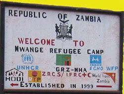 Shelter of Camps in Zambia Not Enough for Refugee Congolese Child-Brides?