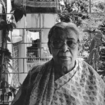India author Mahasweta Devi