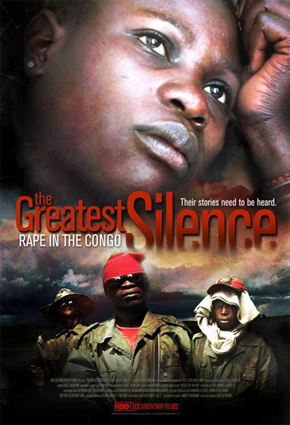 FILM: The Greatest Silence – Rape in the Congo
