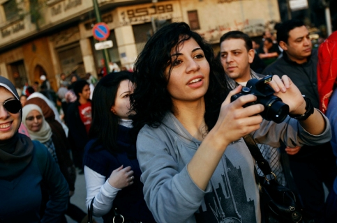 The new Egypt: Leaving women behind