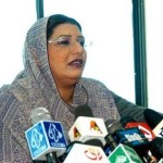 Firdous Ashiq Awan, Minister for Information and Broadcasting, Islamabad