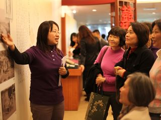 Exhibition celebrates historical transformation of Taiwanese women