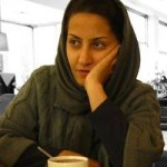 Iran blogger and activist Maryam Bahreman