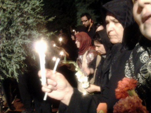 International voices outraged following the death of Iran's Haleh Sahabi