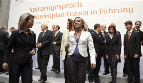 ANALYSIS-German boards race to appoint women to escape quota