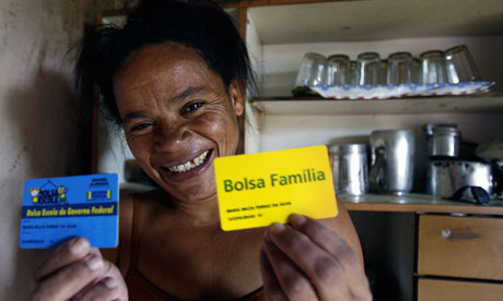 ARGENTINA: Families gain literacy through school cash program