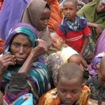 Somalia refugee women in Kenya