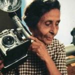 India's 1st woman journalist - Homai Vyarawalla