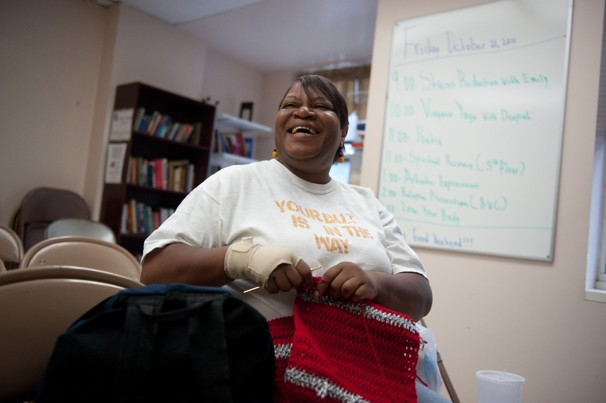 Two (Washington) D.C. women's shelters to merge