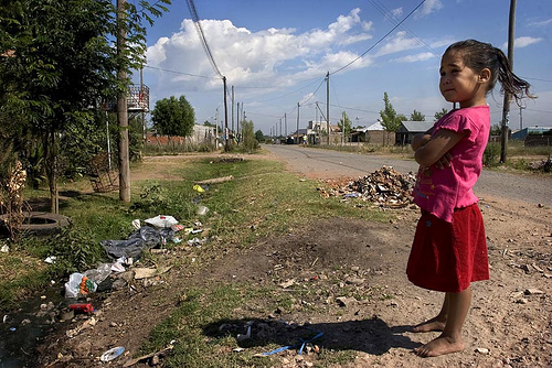 Argentina's poorest girls and youth need the most education