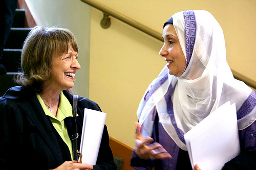 Feminism, equity and being a Muslim have social justice in common
