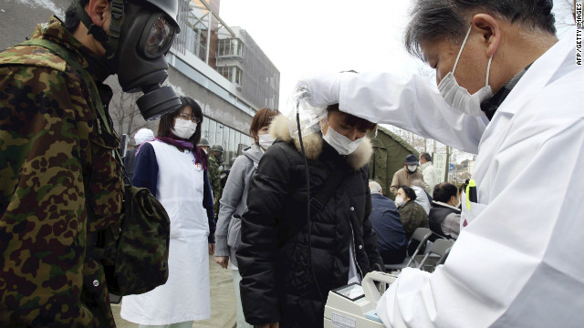 Japan planning breast milk radiation tests