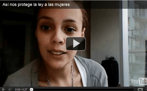 Mexico: Victim of sexual harassment finds justice after posting story on YouTube