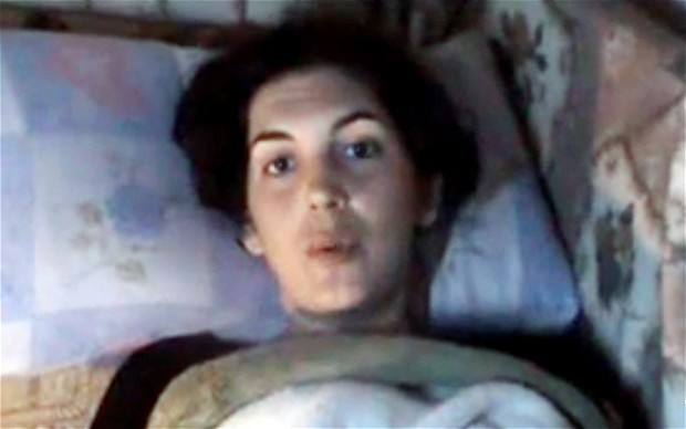 SYRIA: Injured journalist Edith Bouvier pleas for help facing crisis conditions