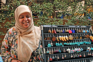 EGYPT: Helping refugee women to fend for themselves