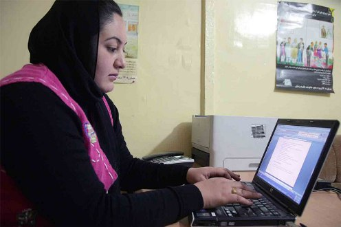 UN and Afghan agency efforts set to bring better lives for women